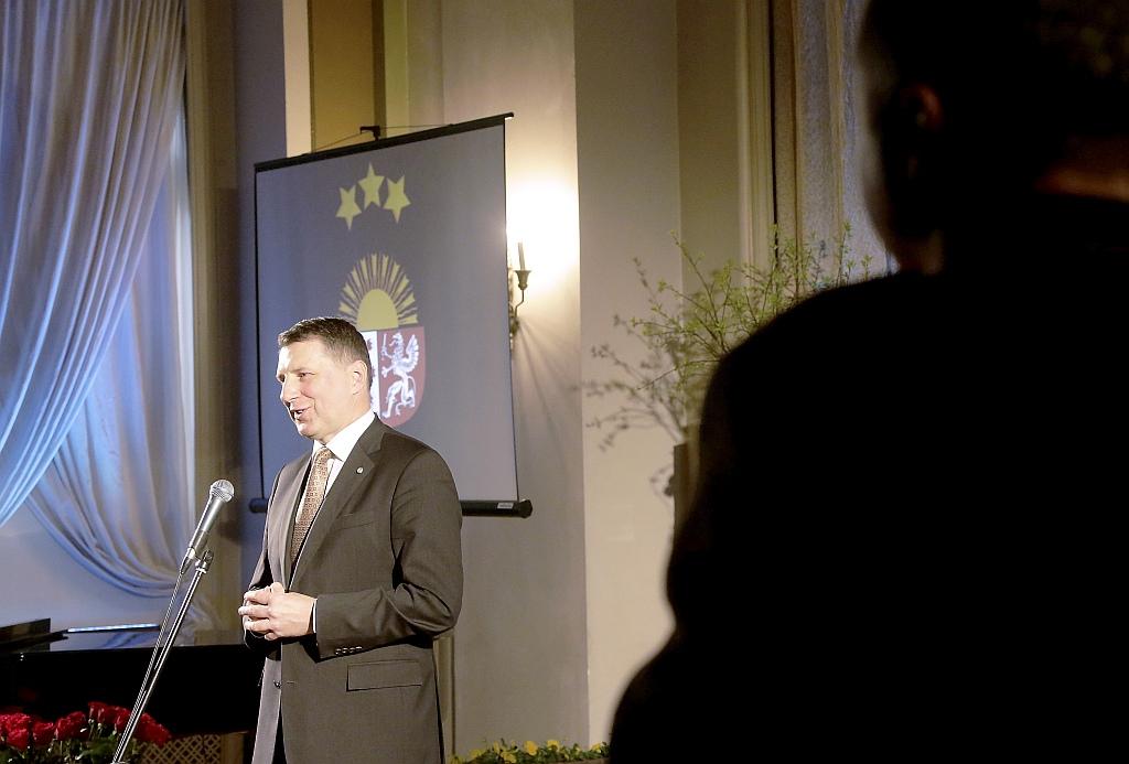 Valsts prezidents. Raimonds Vējonis. Dalība Pilsonības un migrācijas lietu pārvaldes 25.gadadienas svinīgajā pasākumā