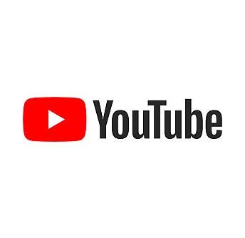 YouTube logo 2017. gada augustā